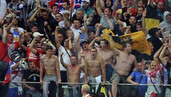 UEFA Rusiya millisinə qarşı iş açdı