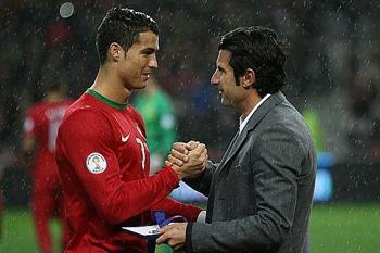 Ronaldo Fiqunun rekorduna şərik oldu