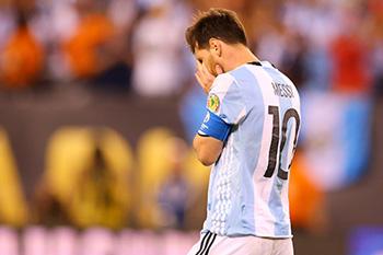 Argentina prezidenti və Maradonadan Messiyə dəstək