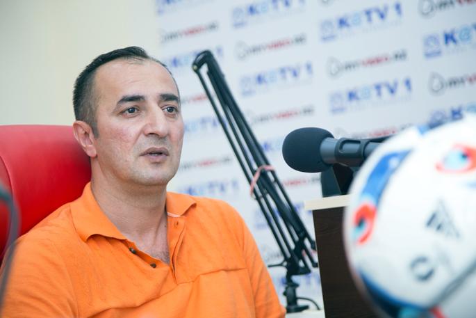 """Bəxtiyar Musayev: """"Futbolçunu çıraqla axtarırıq"""" – VİDEO"""