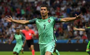 EURO 2016: Ronaldo rekorda şərik oldu