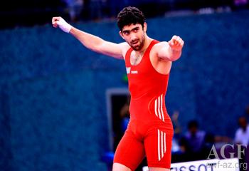 Olimpiada öncəsi güləşçilərin yeni reytinq siyahısı açıqlandı