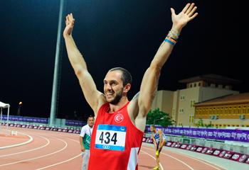 Ramil Quliyev Türkiyə rekordunu yenilədi