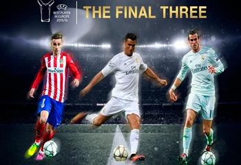 Avropanın ən yaxşı futbolçusu kim olacaq?
