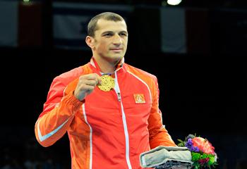 Rio-2016: Abdulqadir Abdullayev nakautla qalib gəldi