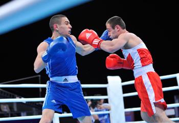 Rio-2016: Hər üç boksçumuz qələbə ilə başladı