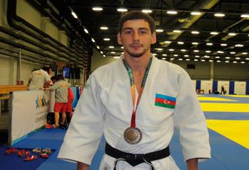 Rio-2016: Məmmədəli Mehdiyev medalsız qaldı