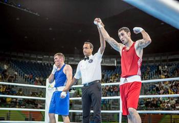Rio-2016: Sotomayor qalib gəldi, Teymur Məmmədov 1/4 finalda