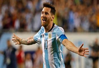 Messi yığmaya qayıtdı