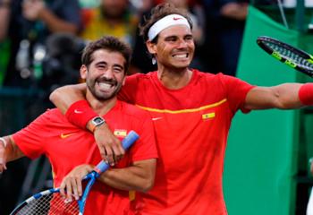 Tennisçi Rafael Nadal ikiqat Olimpiya çempionu olub