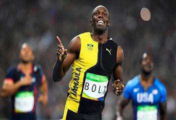 Rio-2016: Useyn Bolt 7 qat Olimpiya çempionu oldu