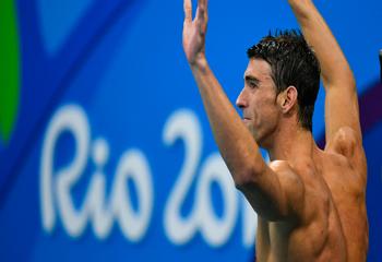 23 qat olimpiya çempionu karyerasını başa vurub