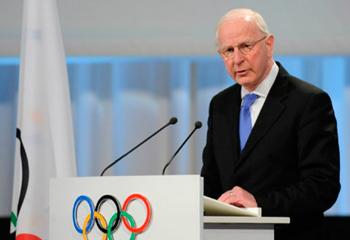Avropa Olimpiya Komitəsinin prezidenti həbs edildi