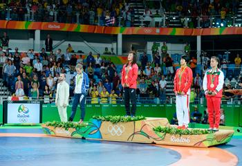 Rio-2016: Stadnik gümüş qazandı, Ratkeçiv bürüncü də əldən verdi