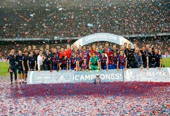"İspaniya Superkubokunu ""Barselona"" qazandı"