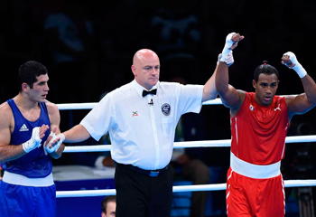 Rio-2016: Kamran Şahsuvarlı bürünc medal qazandı