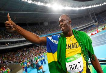 Useyn Bolt karyerasında 9-cu dəfə olimpiya çempionu olub