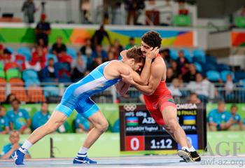 Rio-2016: Daha iki gümüş medal sərbəst güləşçilərimizdən gəldi