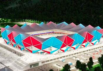 """Trabzonspor""un yeni stadionu -"