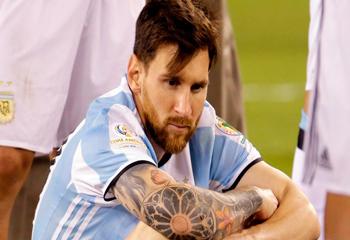 Argentinanın Messi sevinci qısa çəkdi