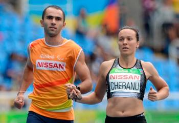 Paralimpiya oyunlarında növbəti gümüş medal