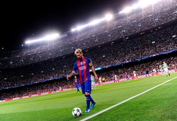 Messi rekordla başladı