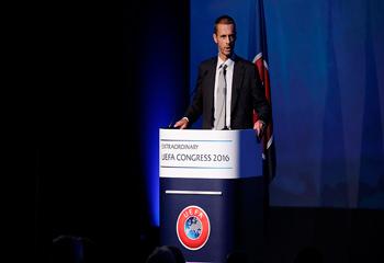 UEFA-nın yeni prezidenti məlum oldu