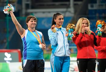 Rio-2016: İdmançımız gümüş medal qazandı