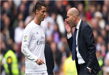 Zidan Ronaldo ilə bağlı qalmaqaldan danışdı