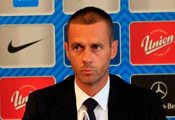 UEFA prezidenti