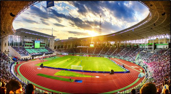Azərbaycan - Almaniya oyunu Respublika stadionunda