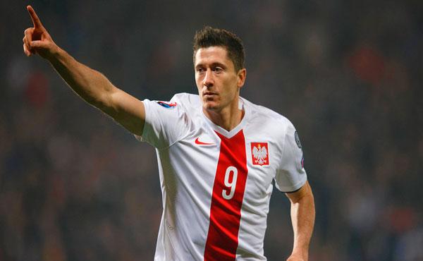 Levandovski Sloveniyaya qarşı oynamayacaq