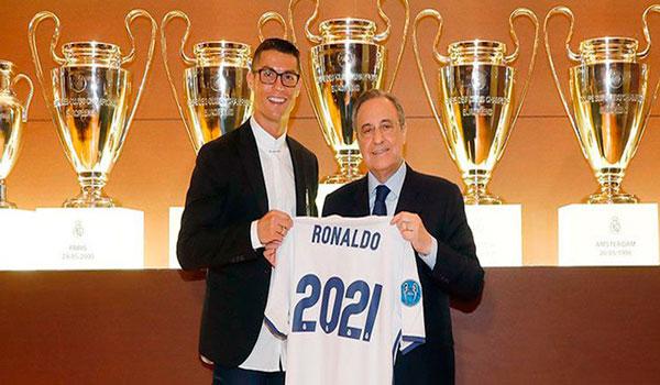 Ronaldo cəzalanacaq