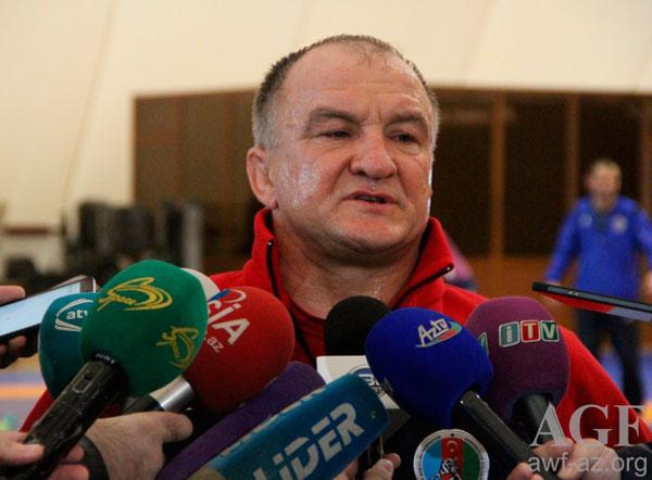 Semyon Çterev: