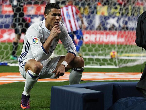 Ronaldo het-trik etdi,