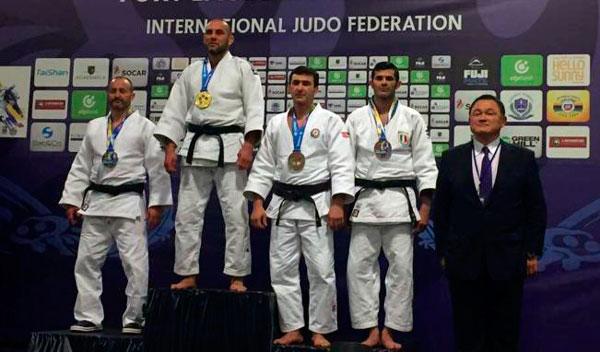 Dünya çempionatında daha bir medal qazandıq