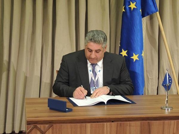Azərbaycan Avropa Şurasının idman konvensiyasına qoşuldu