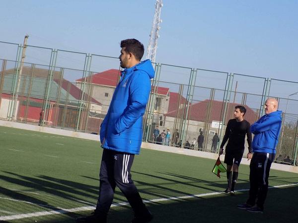 Azərbaycan futbolunda yeni rekord...20 yaşlı baş məqşçi -