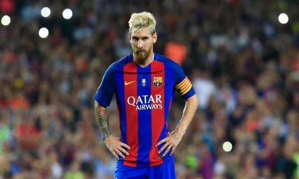 Messi ikinci oldu