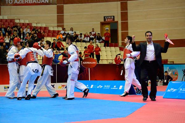Azərbaycan millisi dünya çempionu oldu