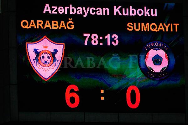 """""""Qarabağ""""ın 6:0-la gələn 50-ci qələbəsi"""