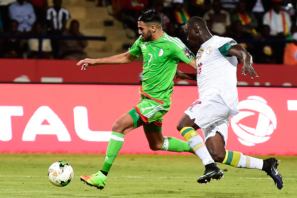 Afcon 2017: Algeria exit tournament without a win
