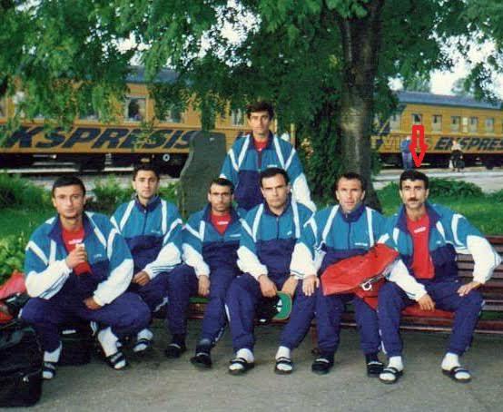 Azərbaycan çempionatının bombardiri olan futbolçu...