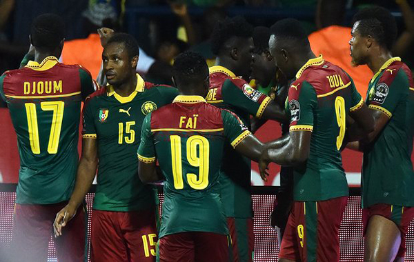 Cameroon beat Ghana to earn place in Africa Cup of Nations final