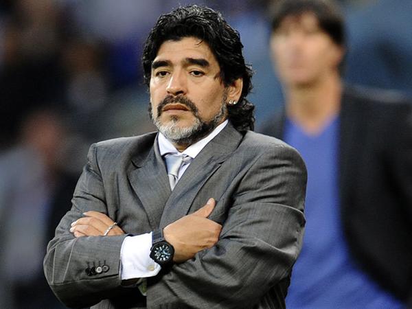 Maradonanın yeni iş yeri məlum oldu