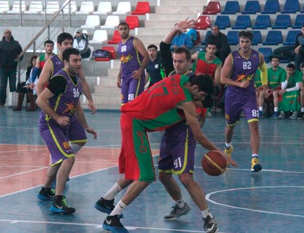 Basketbol üzrə Azərbaycan çempionatında növbəti oyunlar olub