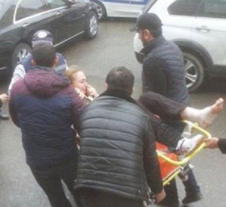 Azərbaycan çempionatı problemlə başladı - zədə alan idmançının səsi zalı bürüdü