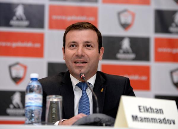 Elxan Məmmədov seçki platformasını təqdim etdi