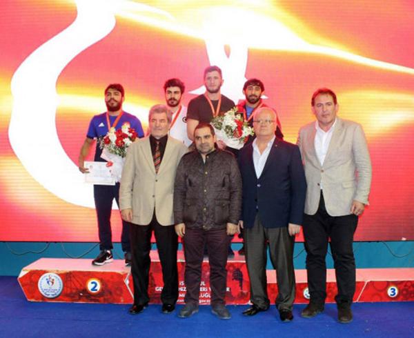 Yığmamız Türkiyədə üçüncü oldu