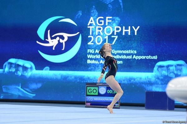 Azərbaycanlı gimnast Dünya Kubokunda bürünc medal qazanıb